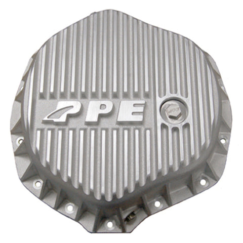 PPE 138051000 REAR HEAVY DUTY DIFFERENTIAL COVER - RAW   2001-2019 GM DURAMAX | 2003-2018 DODGE CUMMINS* (WITH AA14-11.5 AXLES)