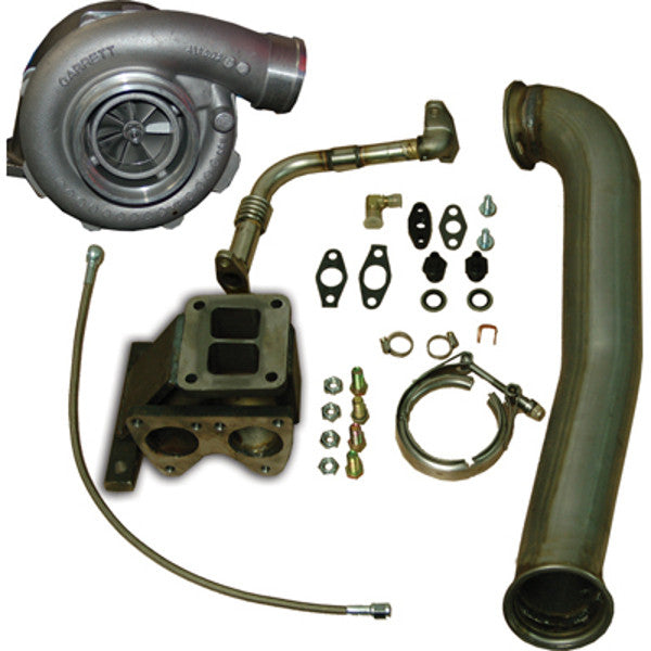 PPE 116006500 GT40R Series Turbo Kit with Garrett GT4088R Turbo  2006-2010  Chevy 6.6 Duramax