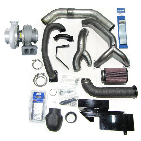 Industrial Injection 6.7L Compound Kit F67AT   2011-2014 6.7 Powerstroke