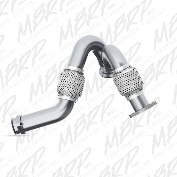 MBRP FAL2313  2003 - 2007 Ford 6.0L Powerstroke Turbo Up-Pipe