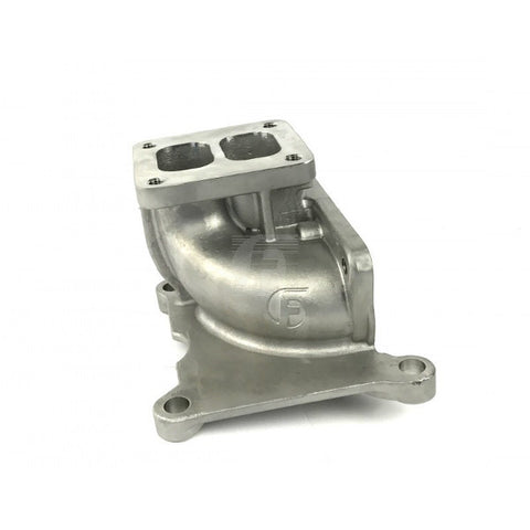 Fleece FPE-34226 Stainless Steel T4 Duramax Turbo Pedestal  2001-2016 GM 6.6L Duramax (With T4 Flange Turbo)