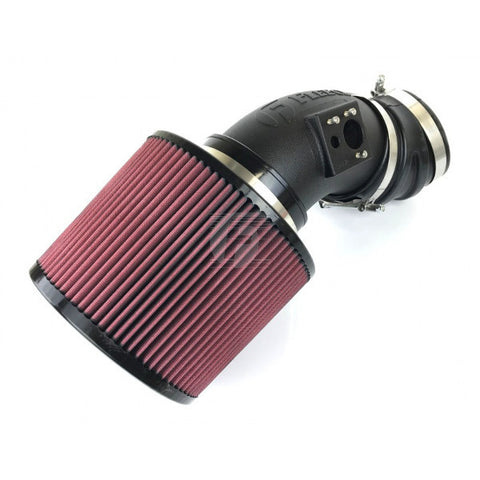 "Fleece FPE-MANTAKE-67 Mantake 5"" Intake With Filter   2007.5 - 2018 Dodge 6.7 Cummins"