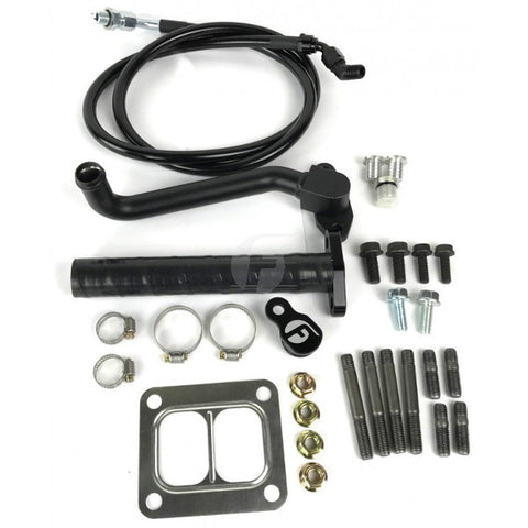 Fleece LML S300/S400 Turbo Installation Kit  2011-2016 GM 6.6L Duramax LML  FPE-TURBO-INST-KIT-DMAX-LML