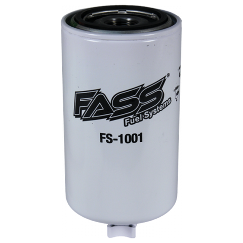 Fass HD Series  Diesel Fuel Filter Replacement 10 Micron   FS-1001
