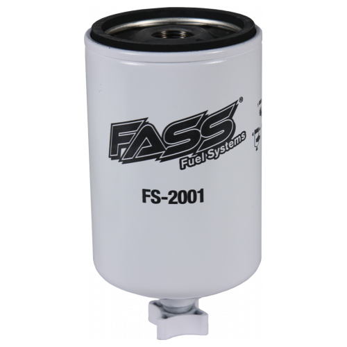 Fass Titanium Series Diesel Fuel Filter and Water Separator Replacement  FS-2001   (Smaller filter for 95gph)