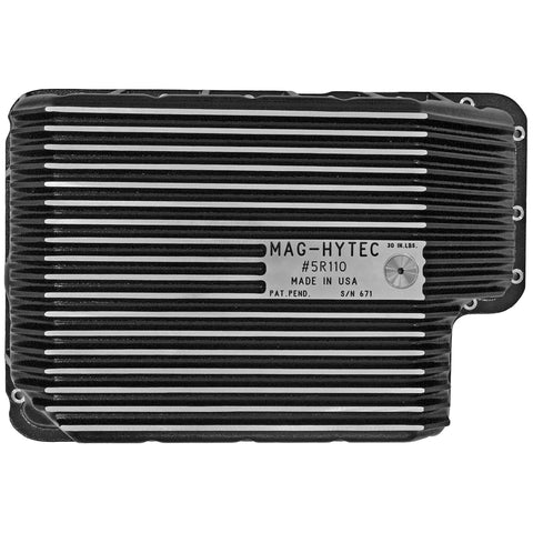 MAG-HYTEC F5R110 TRANSMISSION PAN 2003-2007 FORD 6.0L POWERSTROKE (5 SPEED TORQUE SHIFT)