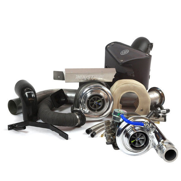 Industrial Injection Street Compound Kit S3GATP 2003-2007 5.9L Dodge Cummins