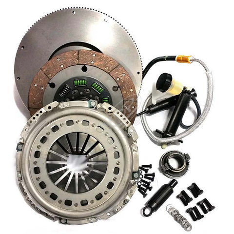 Valair Heavy Duty Upgrade Clutch NMU70G56-01  2005.5 - 2018 Dodge 5.9L/6.7L Cummins 6-Speed (400HP & 900 Ft-lbs.)