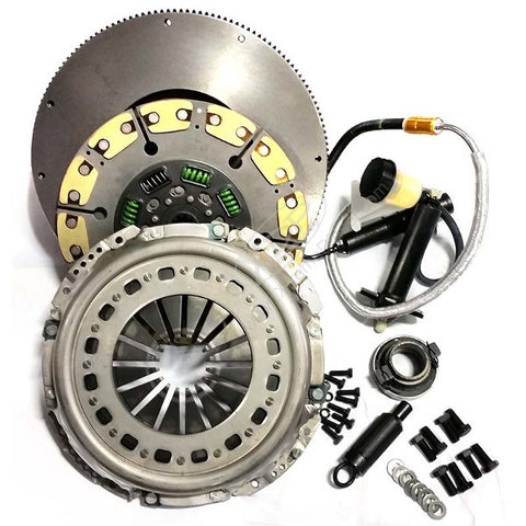 Valair Heavy Duty Upgrade Clutch NMU70G56-06    2005.5 - 2018 Dodge 5.9L/6.7L Cummins 6-Speed (500HP & 1000 Ft-Lbs.)