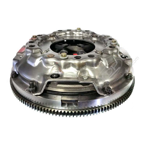 Valair NMU70G56DDB-SI  Sintered Iron Dual Disc Clutch  2005.5 - 2018 Dodge 5.9L/6.7L Cummins 6-Speed (Up To 800HP)