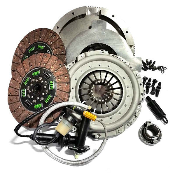 Valair Street Dual Disc Clutch NMU70G56DDSN-ORG   2005.5 - 2018 Dodge 5.9L/6.7L Cummins 6-Speed (550HP 1100 ft-Lbs.)