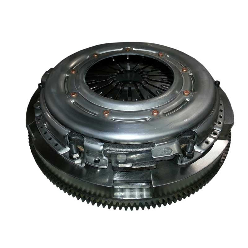 Valair NMU70NV56TRIPLE-NW Street Triple Disc Clutch 2001-2005 Dodge 5.9L Cummins NV5600  6-Speed (950HP)