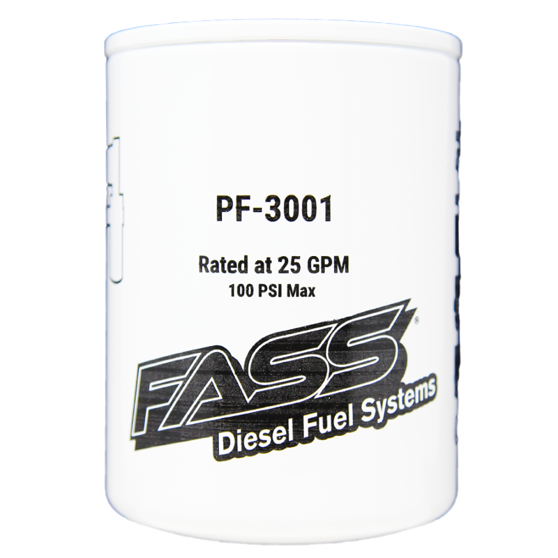 FASS Titanium Series Fuel Filter Replacement PF-3001