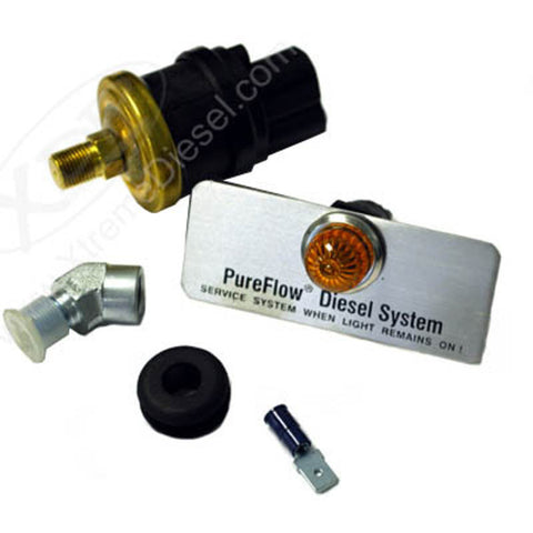 AirDog 901-04-0003-3 Low Pressure Indicator Light