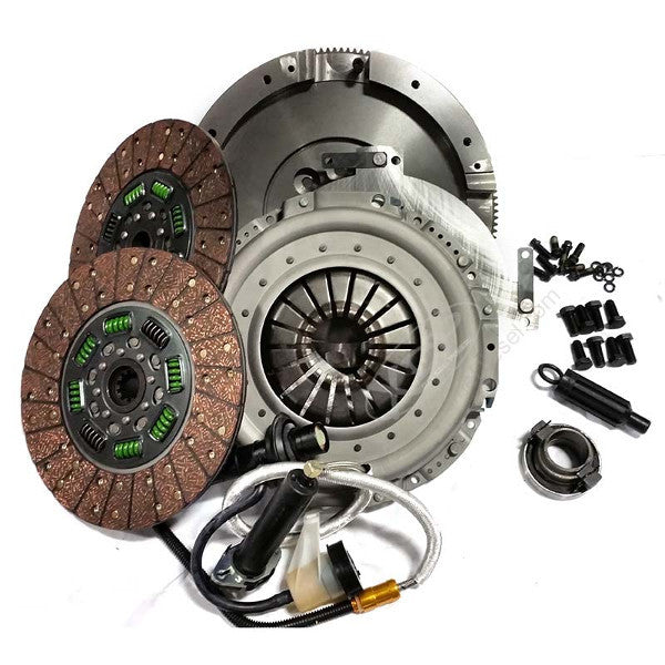 Valair QG56DDSN-ORG Quiet Street Dual Disc Clutch   2005.5 - 2018 Dodge 5.9L/6.7L Cummins G56 6-Speed (550HP & 1100 ft-Lbs.)
