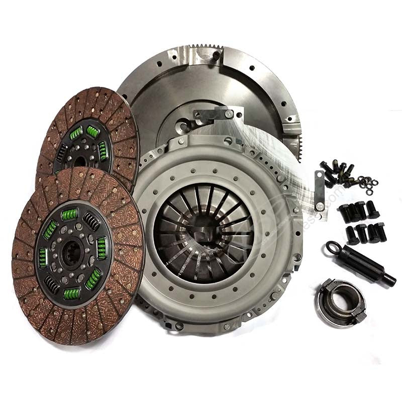 Valair QNV56DDSN-ORG Quiet Street Dual Disc Clutch   2001-2005 Dodge 5.9L Cummins NV5600  6-Speed (550HP & 1200 Ft-Lbs)