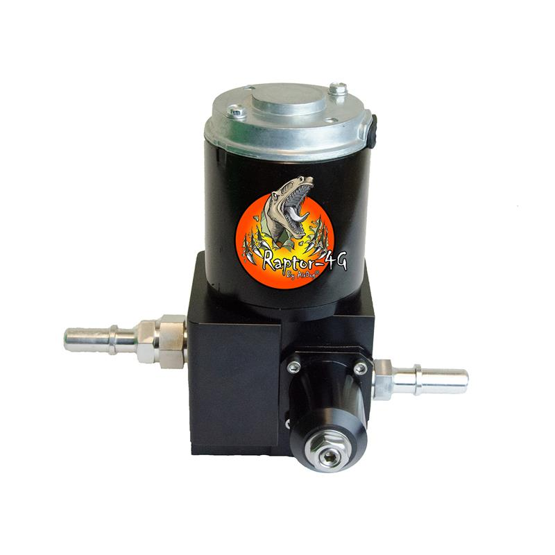 AirDog R4SBD348 Raptor 4G 100GPH Pump 1989-1993 Dodge 5.9L Cummins (Stock To Moderate)