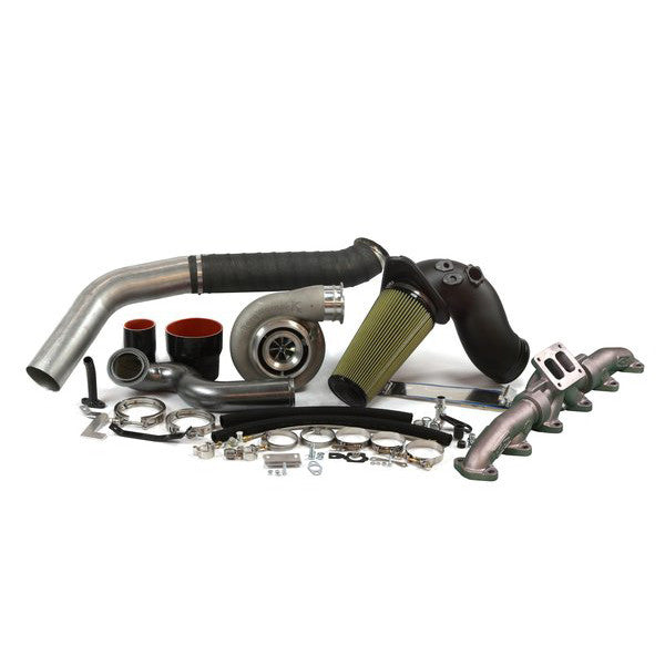 Industrial Injection S467 Turbo Kit  2007.5-2009 Dodge 6.7L Cummins (750-850 HP)