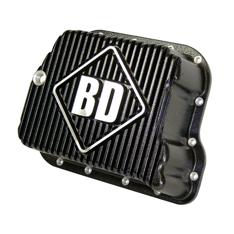 BD-POWER 1061501 DEEP SUMP TRANSMISSION PAN  1989-2007 DODGE 5.9L CUMMINS WITH 727 /518 / 47RE / 47RH / 48RE
