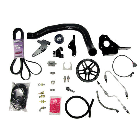 ATS 7018002356 Twin Fueler Installation Kit  2010-2012 Dodge 6.7L Cummins