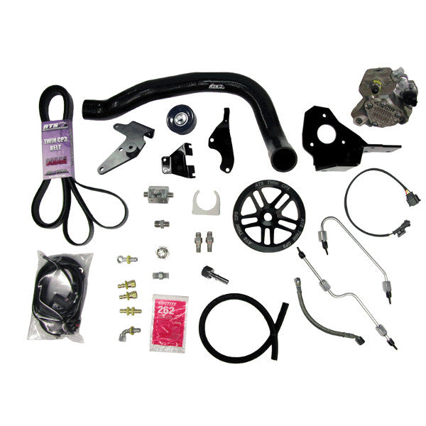 ATS 7019002356 Twin Fueler Dual Pump Kit (With Pump) 2010-2012 Dodge 6.7L Cummins