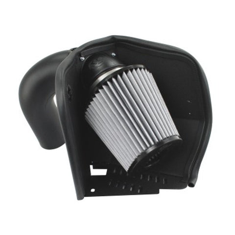 AFE Cleanable (DRY) Cold Air Intake 2007 - 2012 6.7 Cummins 51-31342-1