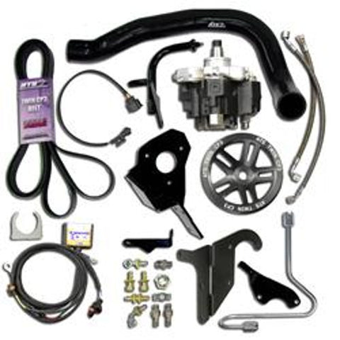 ATS 7019004260 Twin Fueler Dual Pump Kit (With Pump)  2002-2004 GM 6.6L Duramax LB7