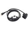 Edge H00008000 Replacement OBD-II Cable/ Power Cable  for Edge Insight CTS2  84130 & 84132