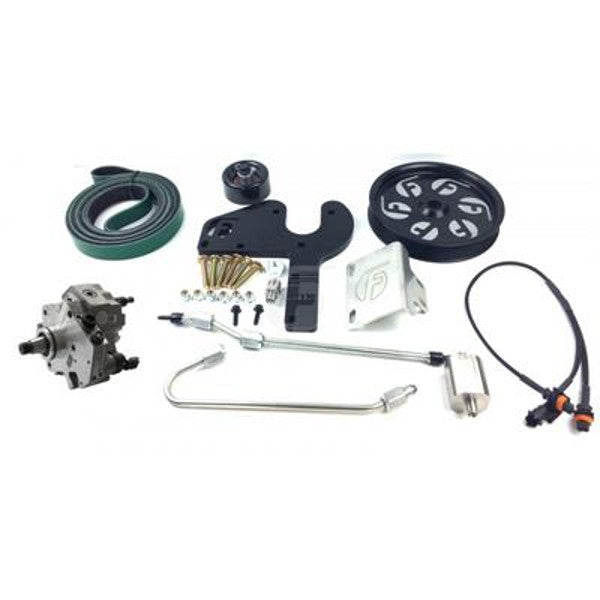 Fleece FPE-DPK-67-02-3K-DX Deluxe Dual Pump Kit (With CP3K Pump) 2010-2012 Dodge 6.7L Cummins