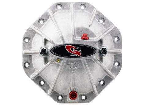 G2  TORQUE DIFFERENTIAL COVERS  ( Front )  40-2028-1AL   RAW ALUMINUM W/LOAD BOLTS    2003-2013 Dodge Cummins Chrysler 9.25