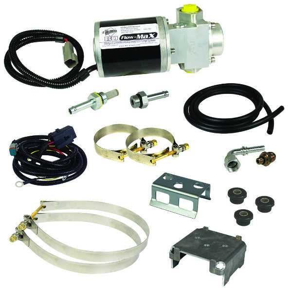 BD Diesel 1050310D  Flow-MaX Fuel Lift Pump - Dodge Cummins 2005-2009 5.9L/6.7L