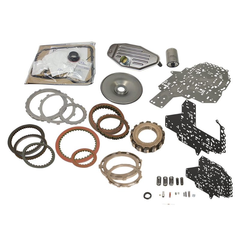BD 1062023 Build-It Trans Kit - Dodge 2007.5-2019 68RFE Stage 3 Performance Kit
