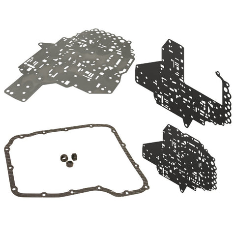 BD Diesel 1030373 Protect68 Gasket Plate Kit - Dodge 6.7L 2007.5-2018 68RFE Transmission ( For Trucks with Devices that can control line pressure )