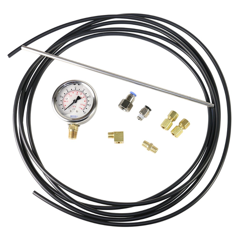 ( BD Diesel ) 1030050 GAUGE KIT,  Pressure - 160psi