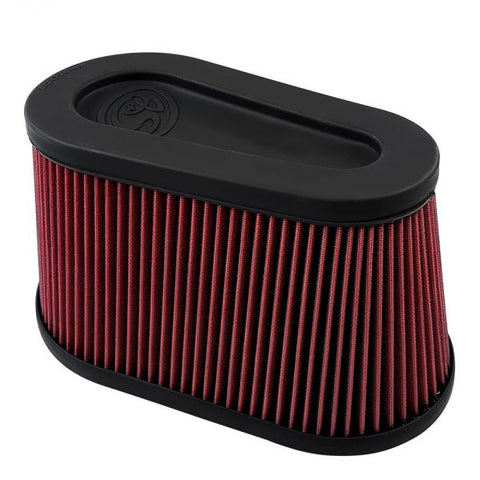 S&B KF-1076 Replacement Air Filter  (For 75-5136  intakes)   2020- 2021 L5P Duramax