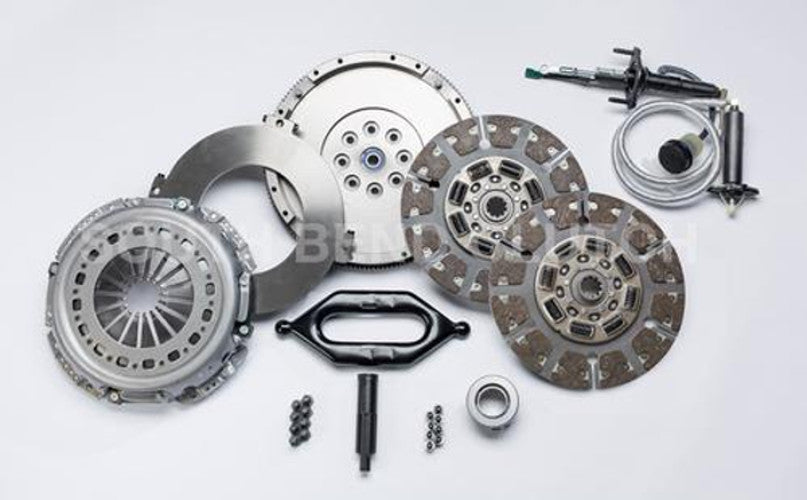 South Bend Dual Disc 550hp Clutch With Hydraulics ( SDD3250-GK-ORG ) 2005.5 - 2018 Cummins G-56 Trans