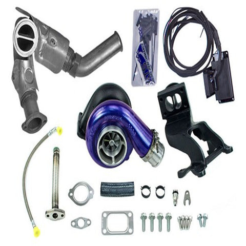 ATS Diesel Aurora 4000 Ford Turbo System Kit 2003-2007  Ford 6.0 Powerstroke  2029403278 & 2029403280