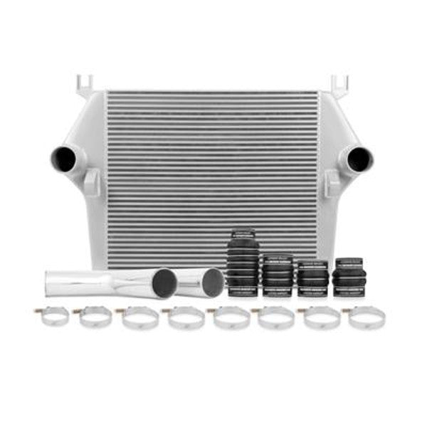 Mishimoto MMINT-RAM-03KSL (Silver) Intercooler & Pipe Kit  2003 - 2007 Dodge 5.9 Cummins