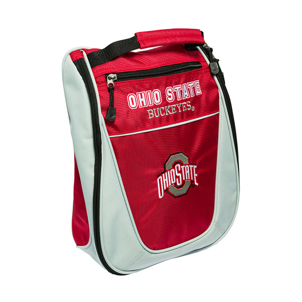 Ohio State golf shoe bag