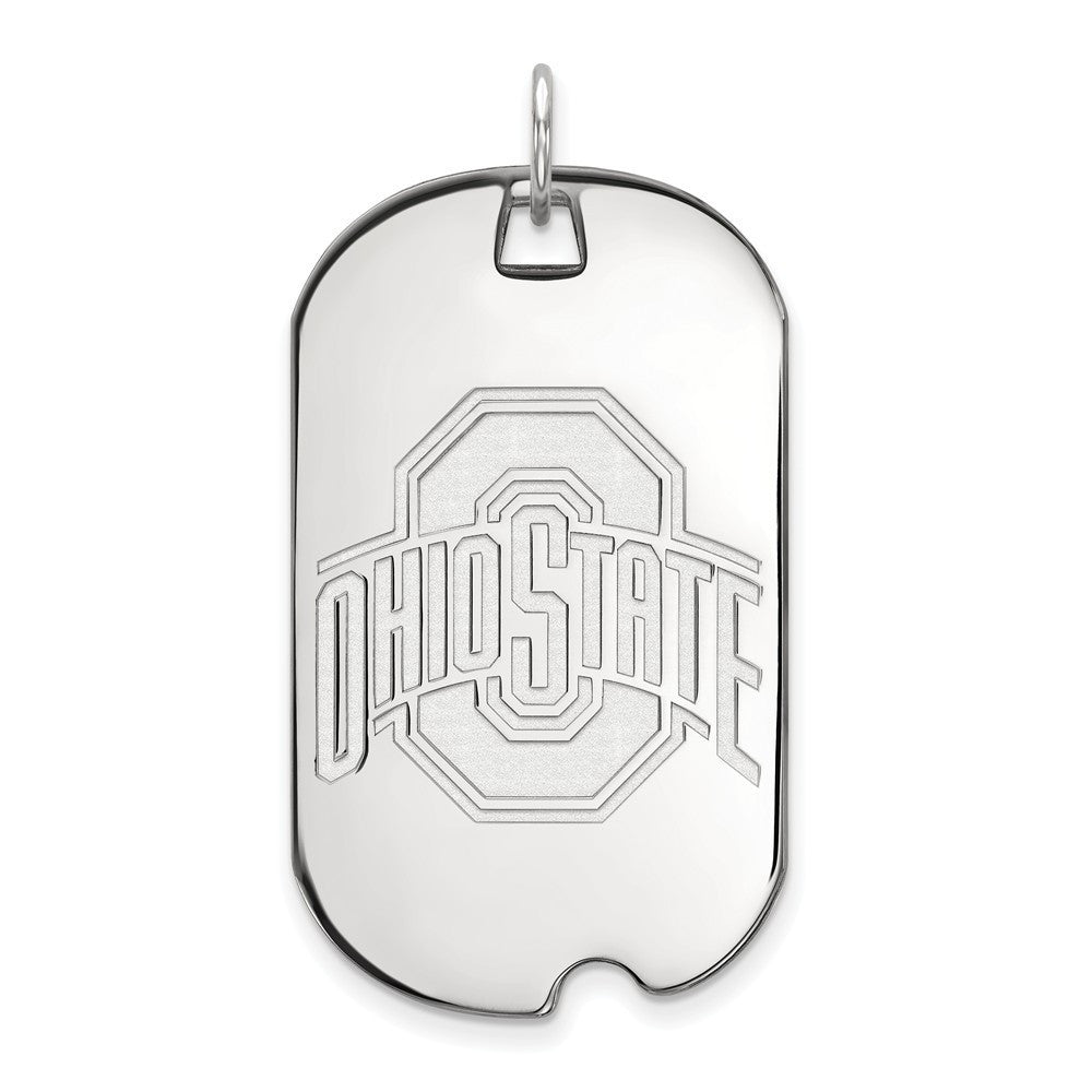 Ohio State SS Dog Tag