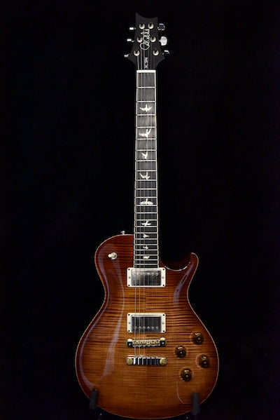 Pre-Owned Paul Reed Smith Wood Library Ten Top Mcarty SC 594 2017 Copperhead Burst