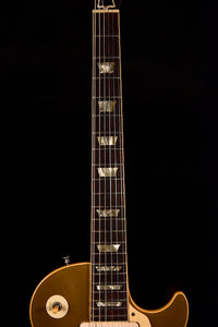 Gibson Vintage 1956 Les Paul Standard Gold Top Dark Back 1956 Gold Top