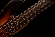 Fender Vintage 1964 Precision Bass in Three Tone Sunburst