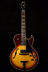 Ibanez 2355 1977 Hollowbody Jazzbox Sunburst
