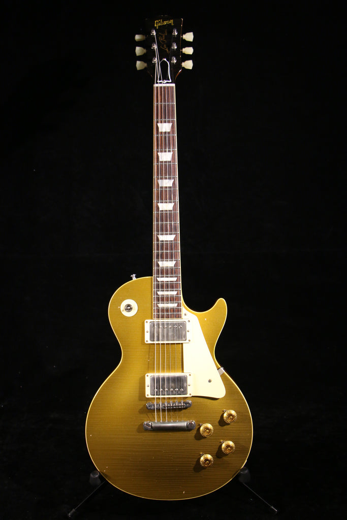 Gibson custom shop Les Paul 1957 Reissue True Historic Murphy Aged Vintage Antique Gold
