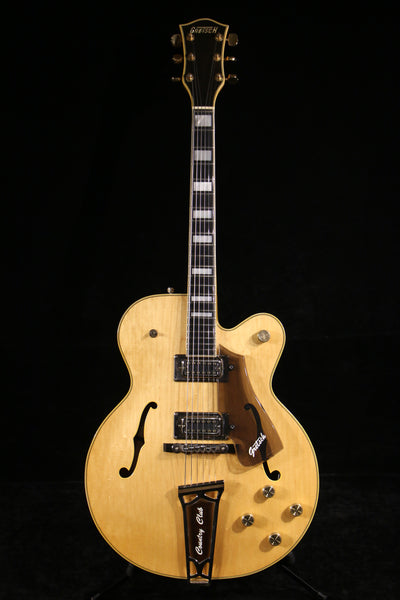 Pre-Owned #7576 model Gretsch Country Club Blonde 1975