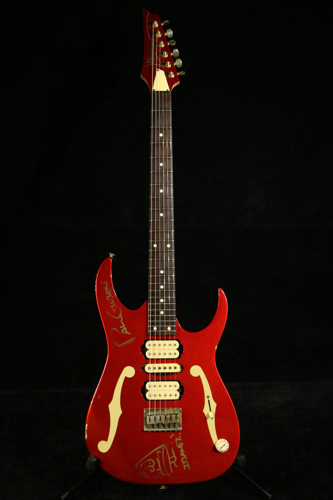 Pre-Owned Ibanez PGM500 Signed By Paul Gilbert