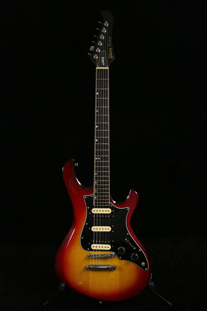 Pre-Owned Gibson Vivid Heritage Cherry Burst 1981