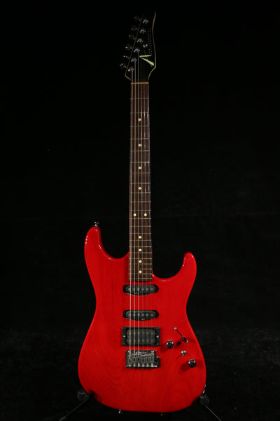 Pre-owned Tom Anderson Pro Am Translucent Red 2001
