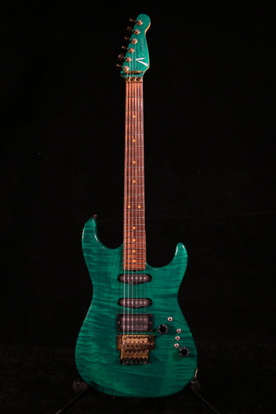 Pre-owned Tom Anderson Grand Am Translucent Green 1989